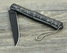 Survival Fishing Camping Folding Pocket Knife Tactical Rescue Hunting Saber Gift