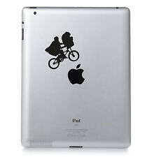 ET & ELLIOT Apple iPad Mac Macbook Laptop Sticker Vinyl decal. Custom colour