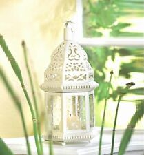 4 Moroccan Style Candle Lantern Candleholder Wedding Centerpieces - New