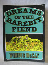 Dreams of the Rarebit Fiend WINSOR MCCAY newspaper comic strip 1900s reprints