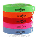 20 Anti Mosquito Bug Repellent Wrist Band Bracelet Insect Bug Lock Camping