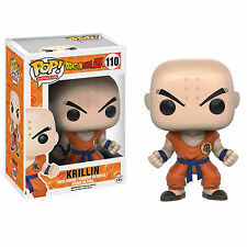 Dragon Ball Z POP Krillin Vinyl Figure NEW Toys DBZ Anime Funko