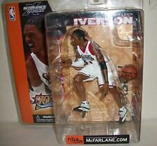 ALLEN IVERSON 2002 MCFARLANES SERIES 1 NBA SPORTSPICKS ACTION FIGURE
