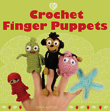 Crocheted Finger Puppets by Gina Alton (Paperback, 2009)