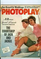 1964 Photoplay Magazine: The Courtship of Jack & Jackie Kennedy Cover