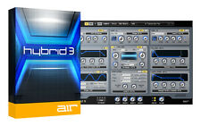 Hybrid 3 'Analogue' Synthesizer VST AU Mac or PC Plugin. Great Soft Synth.