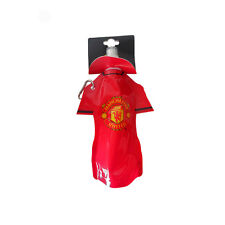 Manchester United Flat Water Bottle