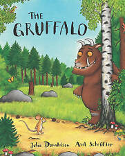 The Gruffalo Board book classic childrens bedtime story Julia Donaldson
