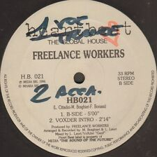 FREELANCE WORKERS - HB021 - Heartbeat