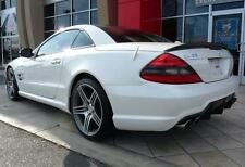 Mercedes SL R230 - Rear boot spoiler