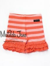 NEW Girls Matilda Jane Happy And Free Licorice Laces Shorties Shorts Size 6 NWT