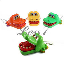 Good Children Kids Adult Crocodile Mouth Dentist Bite Finger Game Funny Toy