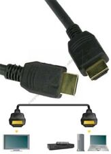 12ft HDMI Gold Cable/Cord/Wire HDTV/Plasma/TV/LED/LCD/DVR/DVD 1080p v1.4 $SHdis