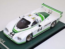 1/18 AB Models Jaguar XJR5 1985 24 Hours of LeMans Car #44 Night time Version