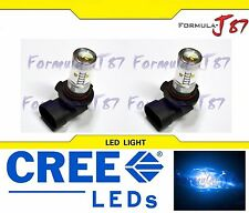 CREE LED 30W 9005 HB3 BLUE 10000K TWO BULB HEAD LIGHT DRL REPLACEMENT OFF ROAD