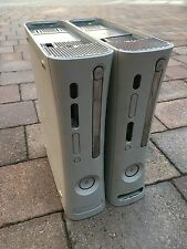 2 X Faulty Non HDMI Xbox 360 Consoles