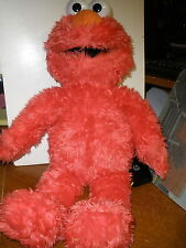"BUILD A BEAR WORKSHOP SESAME STREET ELMO 18"" TALL STUFFED PLUSH DOLL"