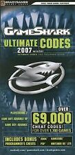 GameShark Ultimate Codes 2007 by BradyGames Staff (2006, Paperback)