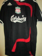 "Liverpool 2007-2008 Away Football Shirt Size 32-34"" XS adult /39831"