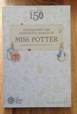 Beatrix Potter 150th anniversary 50p Fifty Pence Coin collector album Sold Out!