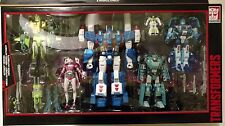 Transformers Generations Platinum Edition Autobots - SOLD OUT - RARE