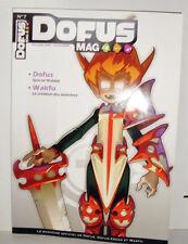 MAGAZINE OFFICIEL DE DOFUS  DOFUS ARENA ET WAKFU N°7 DECEMBRE 2008 JANVIER 2009