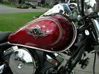 Kawasaki Vulcan 750 800 900 1500 new CHROME TANK TRIM