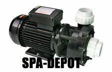 "WP200-II  LX pump 2 HP 1.5 KW spa hot tub dual speed 2"" repl. waterway with fitn"