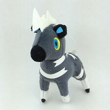 Blitzle Pokemon Electric Type Young Zebra Plush Soft Toy Stuffed Animal Doll 6""