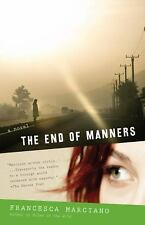 The End of Manners (Vintage)