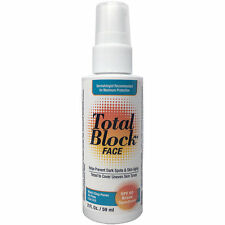 Total Block Face SPF 60 Tinted Sunscreen 2 fl.oz