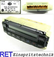 Klimabedienteil Heizungsbetätigung HELLA 5HB007617-10 VW Passat 3B1907044B