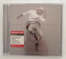 Aloe Blacc 'Lift Your Spirit' Exclusive Limited Deluxe Edition Bonus Tracks CD