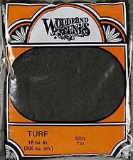 NEW Woodland Scenics Turf Fine Soil T41