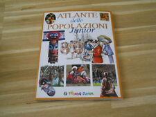 ATLANTE DELLE POPOLAZIONI, JUNIOR - AUTORI VARI - TOURING CLUB ITALIANO 2002