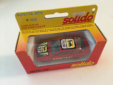 Rare Solido France Alfa Romeo Alfetta GTV Coupe 1:43 Diecast Model Car