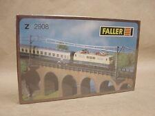 Faller Z 2908 Halterungen für Oberleitungsmaste an Faller-Brücken 48 St./TOP+OVP