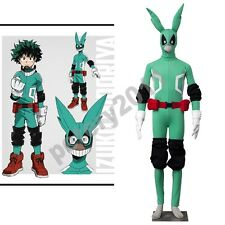 My Hero Izuku Midoriya  Academia Japanese  Anime Cosplay Costume Clothes