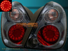 FIT FOR 2002 2003 2004 2005 2006 Nissan Altima Tail Lights Smoke LED 03 05 06