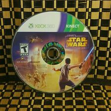 Kinect Star Wars (Microsoft Xbox 360)(CRACKED)(DISC ONLY)(USED) #10470