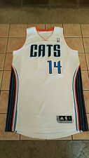 Adidas Michael Kidd-Gilchrist Charlotte Bobcats Authentic Autographed Jersey L