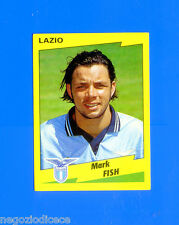CALCIATORI PANINI 1996-97 Figurina-Sticker n. 158 - FISH - LAZIO -New