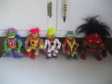 VINTAGE LOT OF BATTLE TROLLS ACTION FIGURES ESTATE FIND