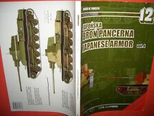 AJ Press Gunpower-Tankpower 12, Japanese Armor Vol.4  Englisch!