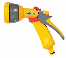 Hozelock multi spray gun fast for filling buckets & watering cans, yellow & grey