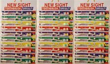 "Lot 30 Toothbrushes *WHOLESALE* Standard Classic 7"" Inch Toothbrush"