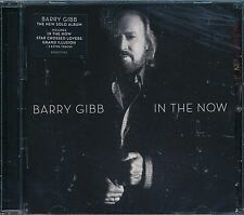 Barry Gibb In The Now CD NEW Bee Gees Grand Illusion 3 bonus tracks