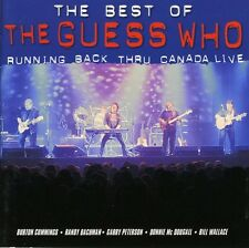 The Guess Who - Running Back Thru Canada [New CD] Canada - Import