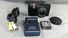 Leica D-LUX 3 10.0 MP Digital Camera - Black - Preowned