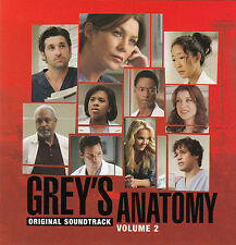 Grey's Anatomy-2006-TV Series- Original Soundtrack-15 Track-CD